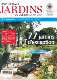 Les plus beaux jardins du Québec 2009